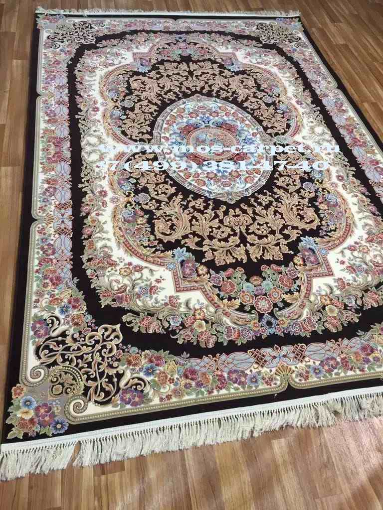 KASHAN 3600 Respina_Brown_cream